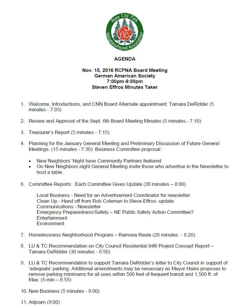 board-agenda