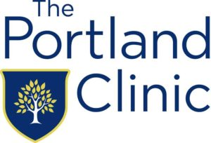 The Portland Clinic logo