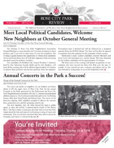 Thumbnail on RCPNA newsletter